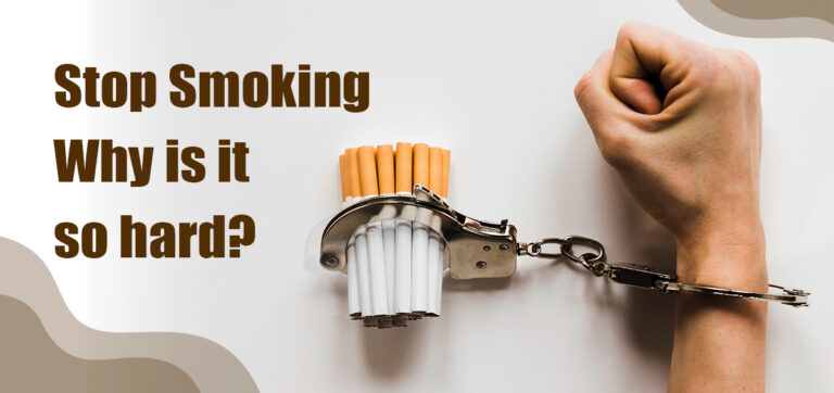Why quitting smoking is so hard and how to do it